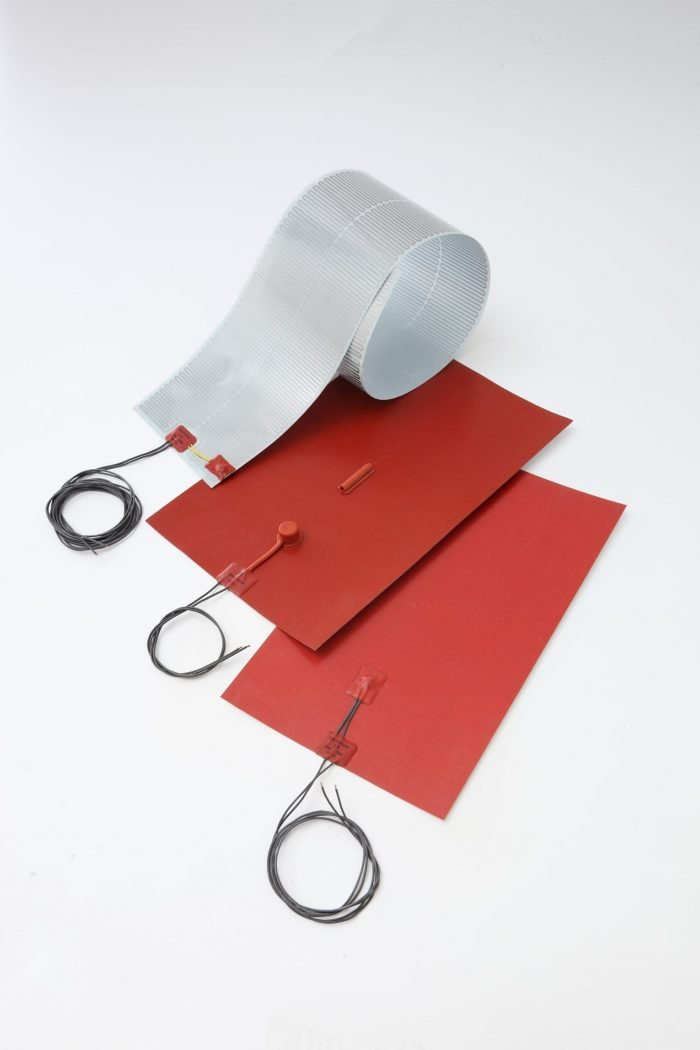 Silicone Heater Mats